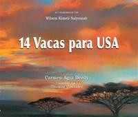 image of 14 Vacas para América (Spanish Edition)
