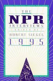 The NPR Interviews - 1995
