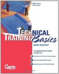 Technical Training Basics