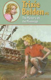 image of The Mystery on the Mississippi (Trixie Belden)