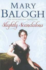 image of Slightly Scandalous (Slightly 3)