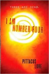 I Am Number Four (First Printing)