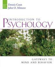 image of Introduction to Psychology: Eleventh Edition