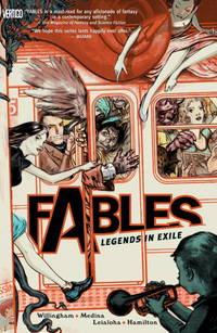 Fables: Legends in Exile, Vol. 1 by  Bill Willingham - Paperback - from St. Vinnie's Charitable Books (SKU: F-07-2057)