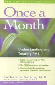 Once a Month: Understanding and Treating PMS