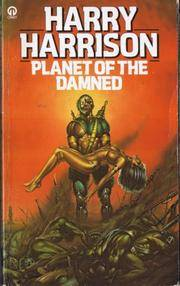 Planet of the Damned by  Harry (cover art by Alan Craddock) Harrison - Paperback - 1980 - from N & A Smiles (SKU: 17413)