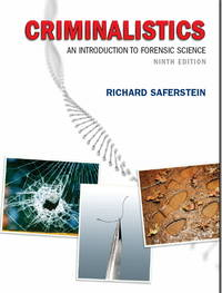image of Criminalistics: An Introduction to Forensic Science
