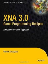 XNA 3.0: GAME PROGRAMMING RECIPES (PB)