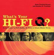 What's Your Hi-Fi Q?: From Prince to Puff