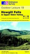 image of Howgill Fells and Upper Eden Valley (Outdoor Leisure Maps)