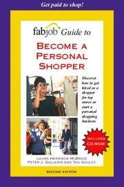 FabJob Guide to Become a Personal Shopper (FabJob Guides)