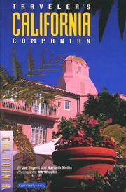 Traveler's Companion California