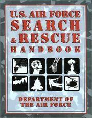 U.S. Air Force Search & Rescue Handbook (U.S. Army)