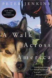 A Walk Across America by Peter Jenkins - Paperback - 1 - 2001-09-18 - from Ergodebooks (SKU: DADAX006095955X)