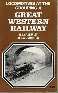 Locomotives at the Grouping: Great Western Railway v. 4