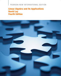 image of Linear Algebra and Its Applications : Pearson New International Edition