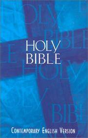 HOLY BIBLE CONTEMPORARY ENGLISH VERSION - LONG POINT CAMP