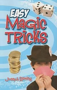 image of Easy Magic Tricks (Dover Magic Books)