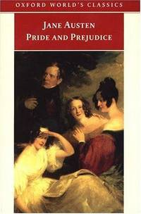 Pride and Prejudice (Oxford World's Classics) by  Jane Austen - Paperback - from Good Deals On Used Books and Biblio.co.uk