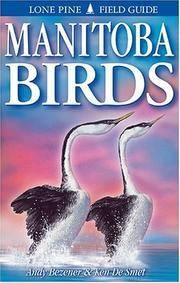 Manitoba Birds