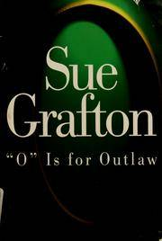 O Is for Outlaw [Hardcover] Sue Grafton