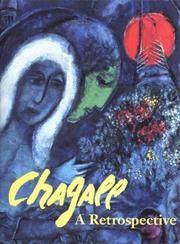 Chagall: A Retrospective (English)