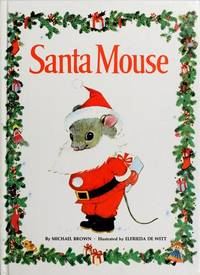 image of Santa Mouse