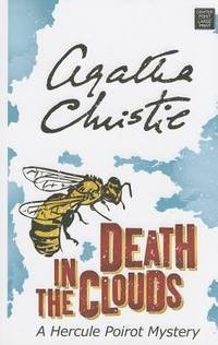 Death in the Clouds (Hercule Poirot Mysteries) by  Agatha Christie - Hardcover - Large Print, Reprin - from Brit Books Ltd (SKU: 2992964)