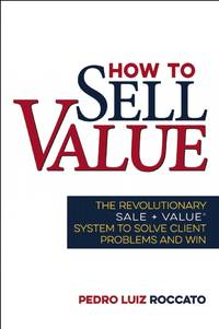 How to Sell Value