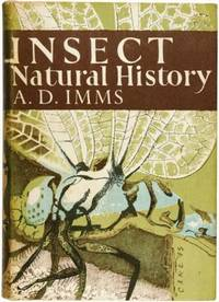 Insect Natural History (Collins New Naturalist Library)