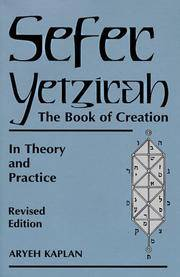 Sefer Yetzirah the Book Of Creation