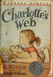 Charlottes's web by E.B. White - Paperback - 1952 - from Sorensen Books : Your Vancouver Island Bookshop (SKU: mar368)