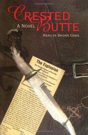 Crested Butte   A Novel