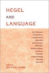 Hegel and Language