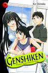 image of Genshiken: The Society for the Study of Modern Visual Culture, Volume 7