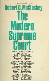 The Modern Supreme Court