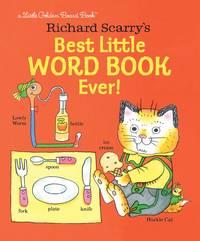 R SCARRYS BEST LITTLE WORD BK EVER