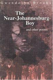 image of The Near-Johannesburg Boy and Other Poems