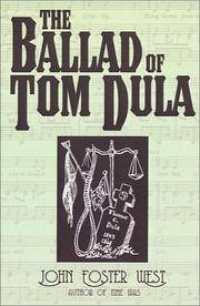 The Ballad of Tom Dula