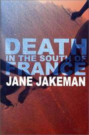 Death in the South of France  --Signed--