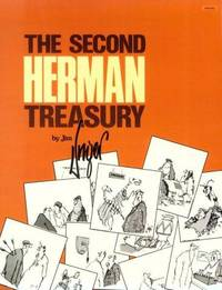 The Second Herman Treasury (Andrews & McMeel Treasury Series) by  Jim Unger - Paperback - from Better World Books  (SKU: GRP8426198)