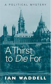 A thirst to Die for