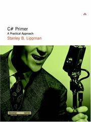 C# Primer: A Practical Approach by Stanley B. Lippman - Paperback - from ShopBookShip and Biblio.com