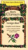 image of Carmen (Dover Opera Libretto Series) (French and English Edition)