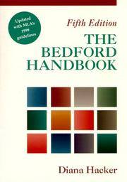 image of The Bedford Handbook: Updated With Mla's 1999 Guidelines