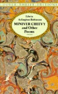 Miniver Cheevy and Other Poems
