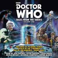 image of Doctor Who Tales from the TARDIS Volum
