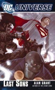 image of Dc Universe: Last Sons: DC Universe Series