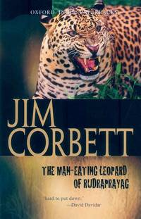 image of The Man-Eating Leopard of Rudraprayag (Paperback)