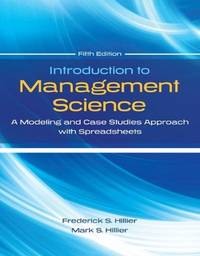 Introduction to Management Science with Student CD and Risk Solver Platform Access Card: A...